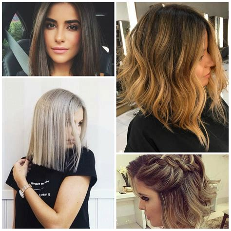 all time best mid length hairstyles 2017 for women love life fun layered hairstyles new haircuts to try for 2018