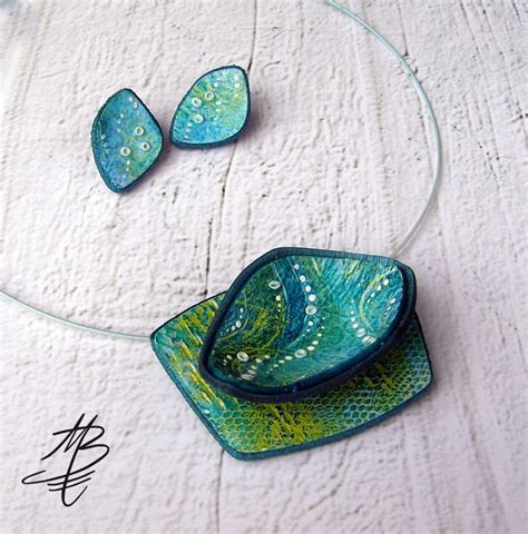 Paper Clay Jewelry - 1101 best images about polymer clay on