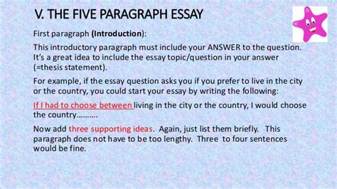 Five Paragraph Essay Length by Essay Writing 1 From Theory To Practice Medina