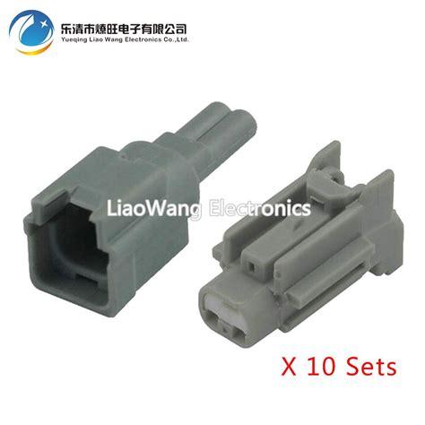 pcs kit  pin female  male auto wiring harness