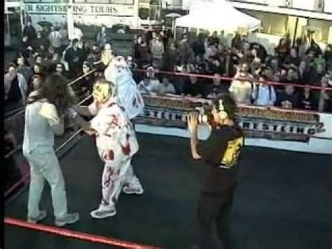 backyard wrestling icp icp vs psycho surgeons backyard wrestling youtube