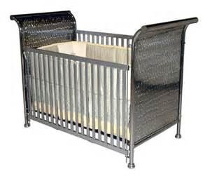 Sleigh Baby Cribs Furniture Gt Furniture Gt Baby Crib Gt Pewter Baby Crib