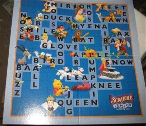 argos junior scrabble pin scrabble junior your childs crossword ebay