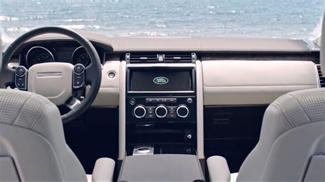 land rover discovery interior 2018 land rover discovery interior youtube