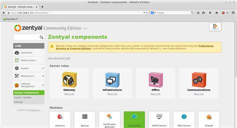 tutorial clamav ubuntu how to install zentyal on ubuntu 14 04 digitalocean