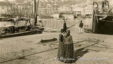 porto di genova via foto di genova antica cartoline e foto d epoca