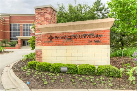 Benedictine College Mba Ranking by Benedictine In Usa