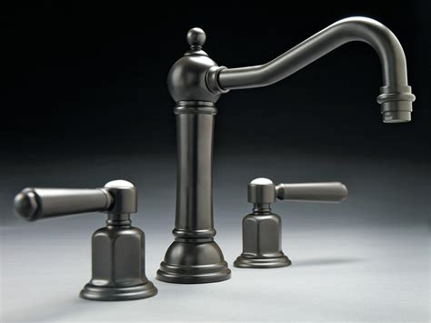 Ca Faucets by California Faucets Terra Bronze Finish Remodeling