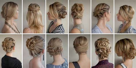 easy hairstyles for medium length hair at home easy hair styling step hairstyles for medium length