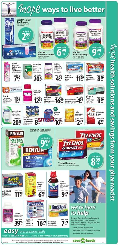 Save On Foods flyer Oct 26 to Nov 1