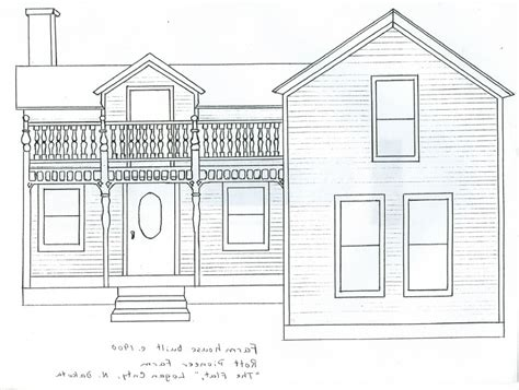 how to draw a house for kids step by step drawing easy drawing of a house how to draw a haunted house for