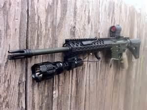 selph arms vrl 1 green led light review gun