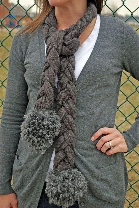 no knit scarf stunning no knit diy scarf ideas