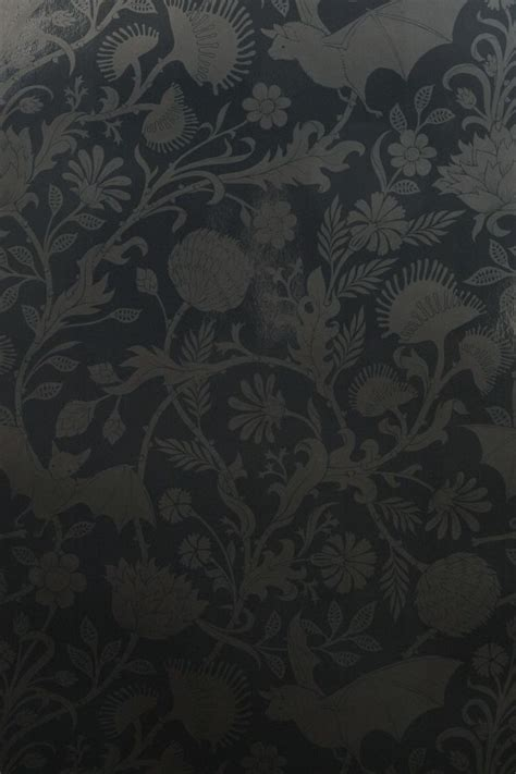 gothic wallpaper for walls elysian fields wall paper by flavorpaper com bats and