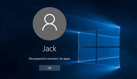 reset windows password locked out reset windows 10 password