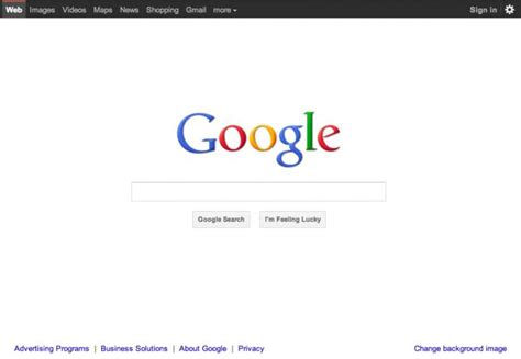 google home design 187 the driving principles behind google s homepage redesign