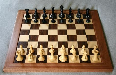 Chess Sets by Beginners Chess What Is Chess Really Regency Chess