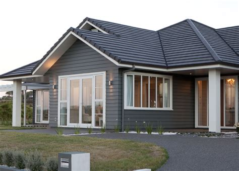 modern homes new home building companies landmark homes nz