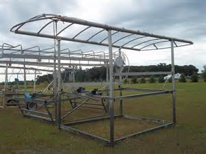 Shore Station Canopy by 1888 Shorestation Aluminum Vertical W Canopy Advanced