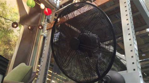 waterproof outdoor oscillating amazoncom quot durafan indoor outdoor oscillating wall