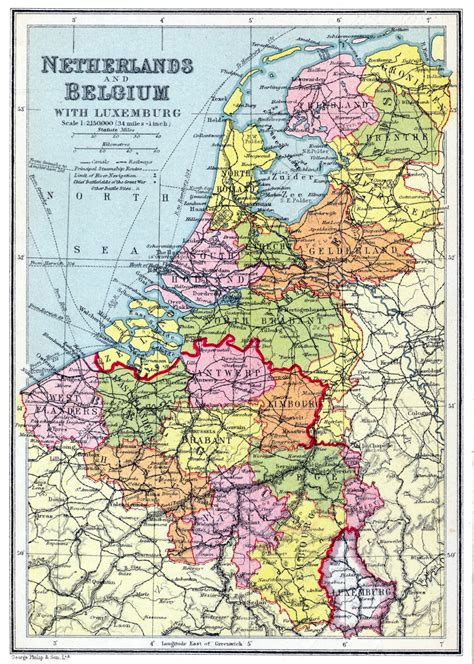 map belgium netherlands large detailed political and administrative map of