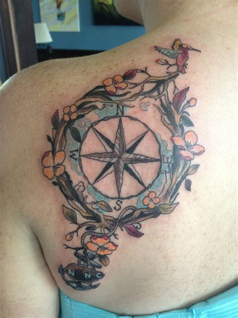 compass tattoo cost tattoo old school traditional nautic ink compass rose