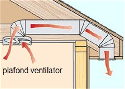 mechanische ventilatie badkamer maken badkamer ventilatie het zelf doen