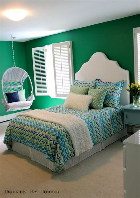 tween bedroom makeover the reveal driven by decor - Makeover Bedrooms
