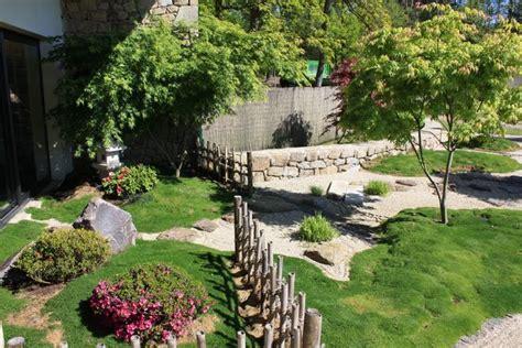 Amenagement Tour De Piscine 1900 by Jardin Japonais Et Jardin Zen C 244 T 233 Maison