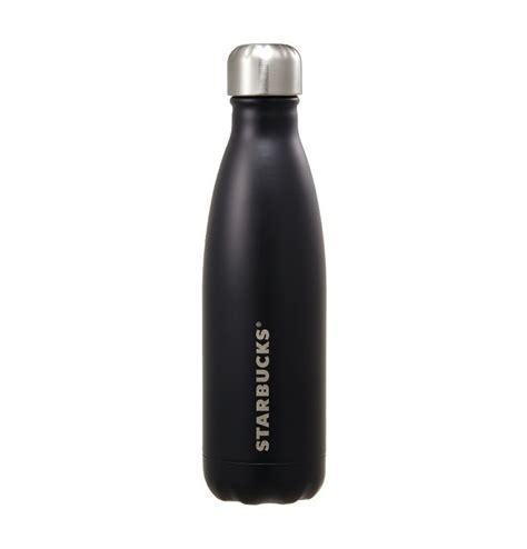 Starbucks Korea Waterbottle Starbucks Tumbler starbucks korea ss swell satin black water bottle 17oz 2015 fall tumbler new fall dr oz