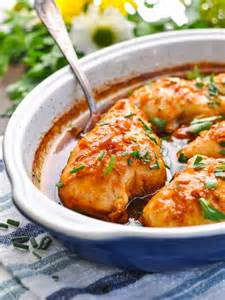 baked chicken breast recipes 5 minute honey baked chicken the seasoned