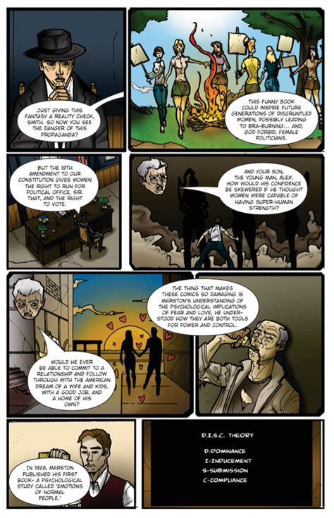 William M Marston The Creator Of preview comics for 05 29 2013 page 2 tfw2005 the