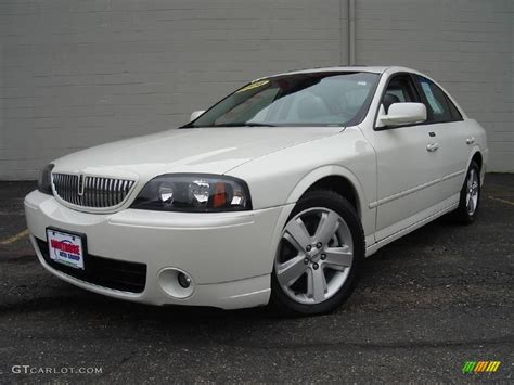 Ceramic Ls 2006 Ceramic White Pearlescent Tri Coat Lincoln Ls V8