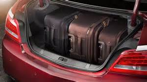 Buick Lacrosse Trunk Space Buick Lacrosse Trunk Size Fhoto