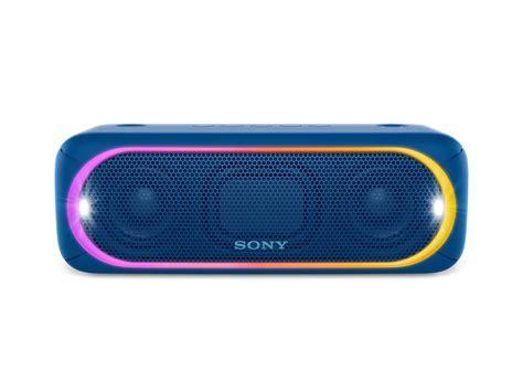 Speaker Bluetooth X Bass sony srs xb30 bass portable wireless bluetooth speaker ebay