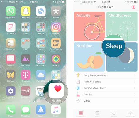 Find Apps How To Set Up Health For Iphone In Ios 10