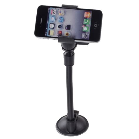 Lazy Tripod Car Mount Holder For Smartphone Wf 209 White Lazy Tripod Car Mount Holder For Smartphone Wf 356