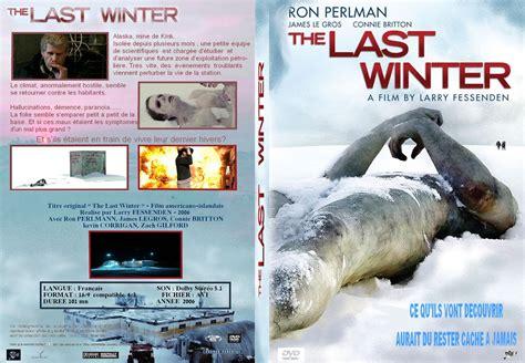 The Last Winter jaquette dvd de the last winter slim custom cin 233 ma