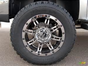Custom Truck Wheels 4x4 2011 Gmc 1500 Slt Crew Cab 4x4 Custom Wheels Photo