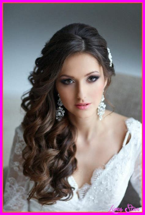 hairstyles for round face brides bridal hairstyles for round faces livesstar com