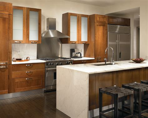45 Degree Kitchen Cabinet 6 N Michigan Avenue 3 Bedroom Apartment Contemporary Kitchen Chicago By Gary Partners