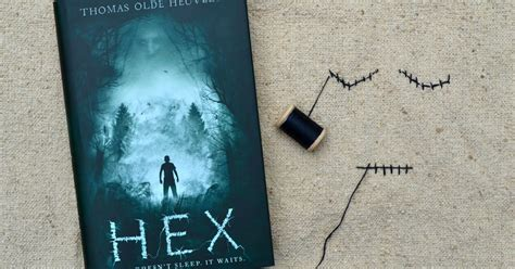 Pdf Hex Olde Heuvelt Two Endings by Imogen S Typewriter Book Review Hex By Olde Heuvelt