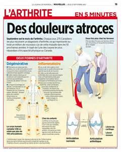 l arthrite touche le dos ost 233 opathie