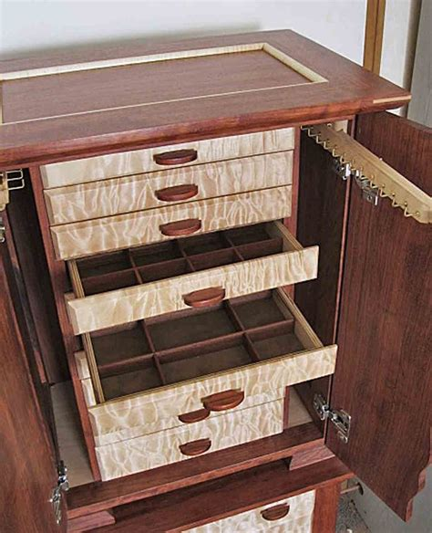 handcrafted jewelry armoire best 25 wooden jewelry boxes ideas on pinterest diy