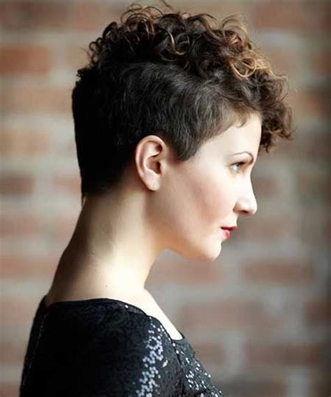 short curly haircuts 2015 short pixie haircuts 2015 2016 for curly hair full dose