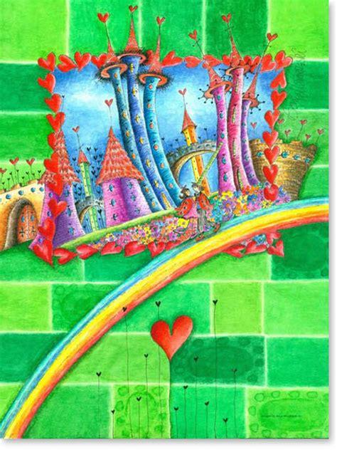 bild kinderzimmer regenbogen aquarellbilder galerie 5 m 228 rchenhafte st 228 dte