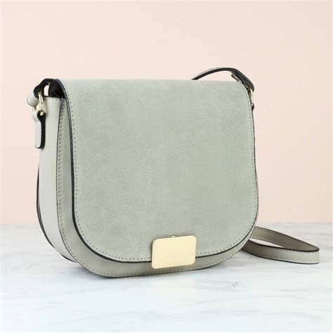 Pastel Bag pastel tone cross handbag by