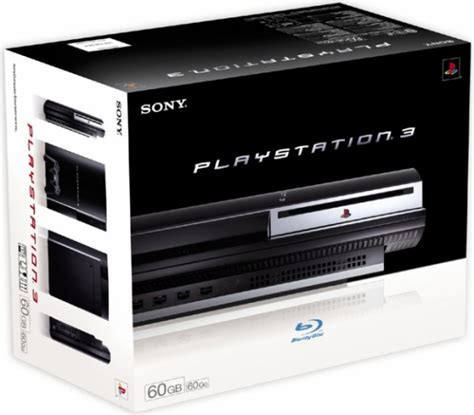ps3 console console playstation 3 60 go en bo 238 te ps3 console