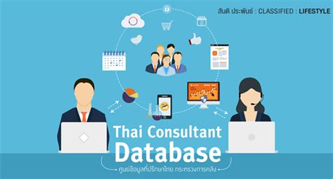 Database Consultant by Thai Consultant Database ศ นย ข อม ลท ปร กษาไทย กระทรวงการคล ง