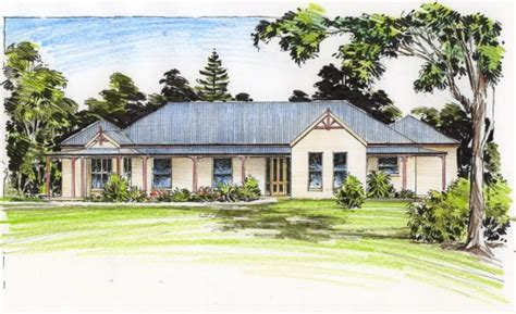 colonial house designs australia australian colonial house plans the bligh 171 australian house plans the bourke 171